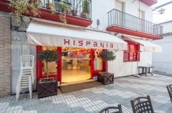 Restaurante – Cafetería Hispania